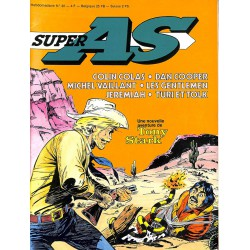 Bandes dessinées Super As 20