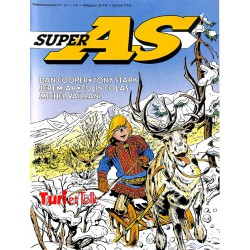 Bandes dessinées Super As 21