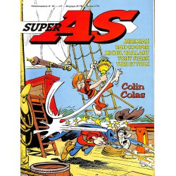 Bandes dessinées Super As 22