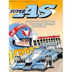 Bandes dessinées Super As 23