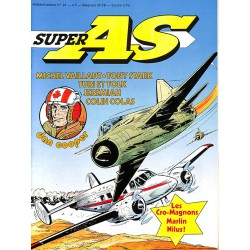 Bandes dessinées Super As 24