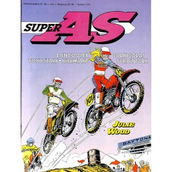 Bandes dessinées Super As 25