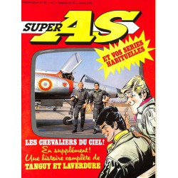 Bandes dessinées Super As 26