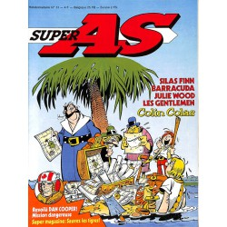 ABAO Bandes dessinées Super As 31