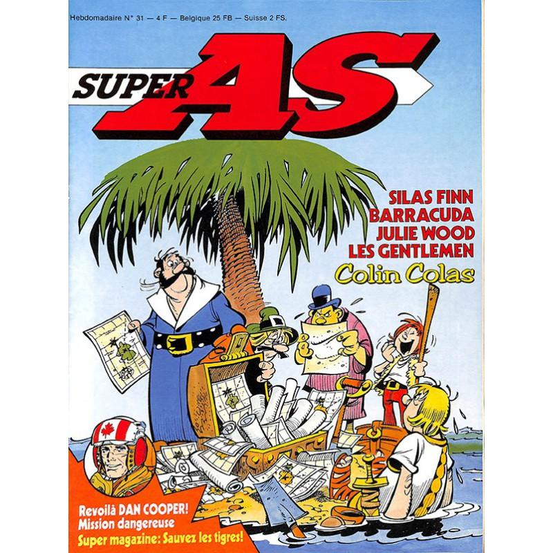 ABAO Bandes dessinées Super As 31