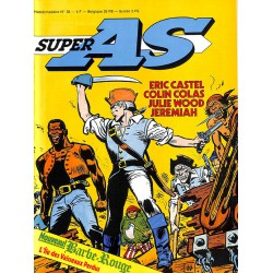 ABAO Bandes dessinées Super As 35