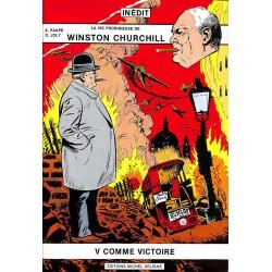 ABAO Bandes dessinées La Vie prodigieuse de Winston Churchill 02