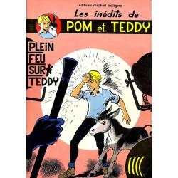 Bandes dessinées Pom et Teddy (Deligne) 03