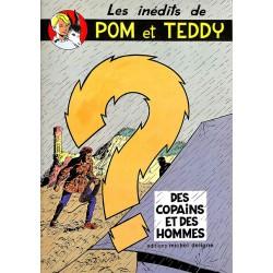 Bandes dessinées Pom et Teddy (Deligne) 02