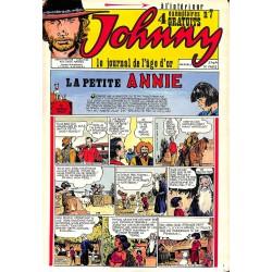 Bandes dessinées Johnny, le journal de l'âge d'or 07
