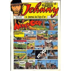 Bandes dessinées Johnny, le journal de l'âge d'or 06