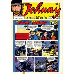 Bandes dessinées Johnny, le journal de l'âge d'or 04