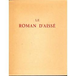 Grands papiers Tharaud (Jérôme et Jean) - Le Roman d'Aïsse.