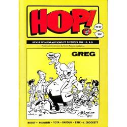 Bandes dessinées Hop ! 37
