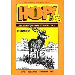 Bandes dessinées Hop ! 41