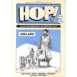 Bandes dessinées Hop ! 47