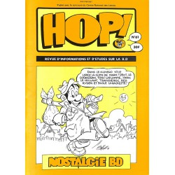 Bandes dessinées Hop ! 61