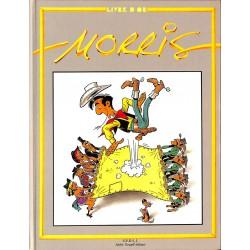 ABAO Bandes dessinées [Morris] Tibéri (Jean-Paul) - Le Livre d'or de Morris.