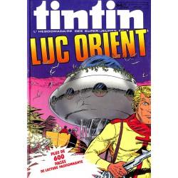 ABAO Bandes dessinées Tintin recueil 164