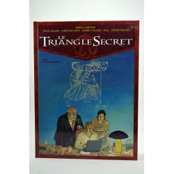 Bandes dessinées Le Triangle secret 05