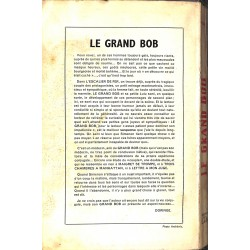 ABAO Littérature Simenon (Georges) - Le Grand Bob.