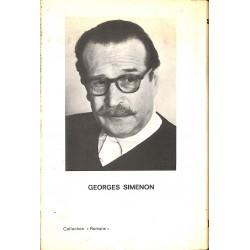 ABAO Littérature Simenon (Georges) - Maigret hésite.