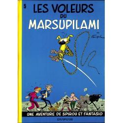 Bandes dessinées Spirou et Fantasio 05e