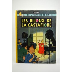 ABAO Bandes dessinées Tintin 21