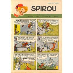 ABAO Bandes dessinées Spirou 1951/01/25 n°667