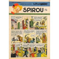 ABAO Bandes dessinées Spirou 1951/04/26 n°680