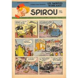 ABAO Bandes dessinées Spirou 1951/05/10 n°682