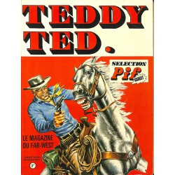 Bandes dessinées Teddy Ted (Pif) 01
