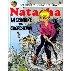 ABAO Bandes dessinées Natacha 15