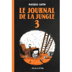 ABAO Bandes dessinées Le Journal de la jungle 03