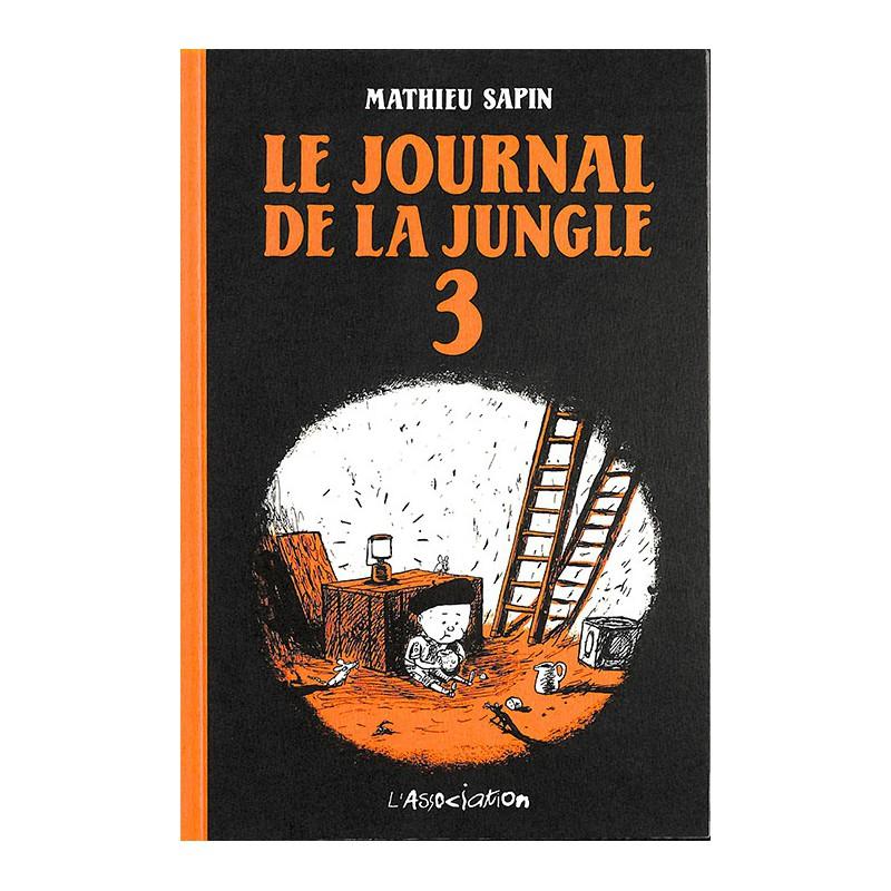 Bandes dessinées Le Journal de la jungle 03