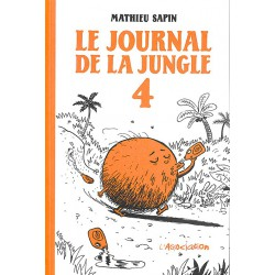 ABAO Bandes dessinées Le Journal de la jungle 04