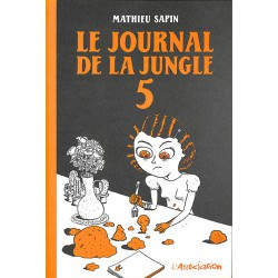 ABAO Bandes dessinées Le Journal de la jungle 05