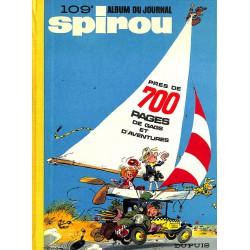 ABAO Bandes dessinées Spirou album n°109