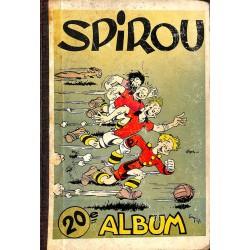 ABAO Bandes dessinées Spirou album n°020