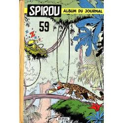 ABAO Bandes dessinées Spirou album n°059