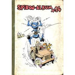 ABAO Bandes dessinées Spirou album n°024