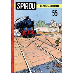 ABAO Bandes dessinées Spirou album n°055