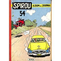 ABAO Bandes dessinées Spirou album n°054