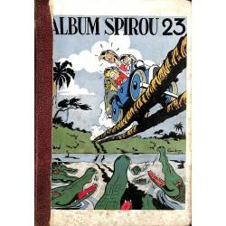 ABAO Bandes dessinées Spirou album n°023
