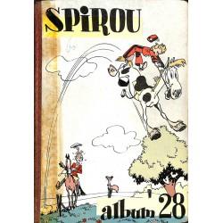 ABAO Bandes dessinées Spirou album n°028