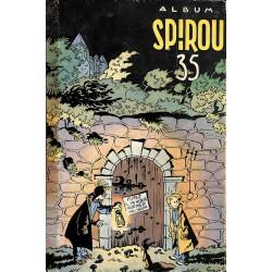 ABAO Bandes dessinées Spirou album n°035