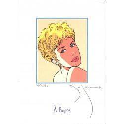 Bandes dessinées [Dufaux (Jean)] A propos de Jessica Blandy. TT n. & s.