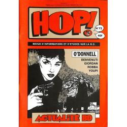 ABAO Bandes dessinées Hop ! 72