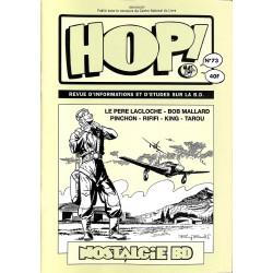 ABAO Bandes dessinées Hop ! 73