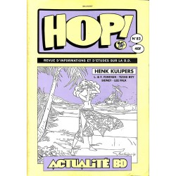 ABAO Bandes dessinées Hop ! 82